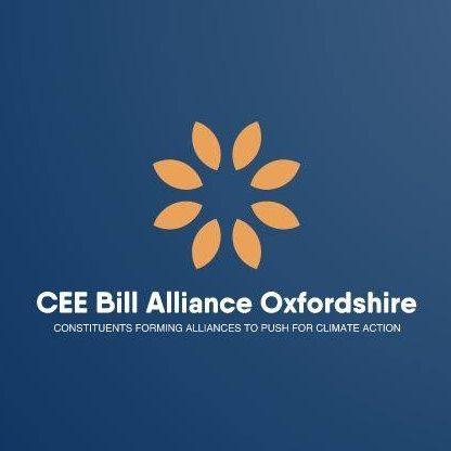 CEE Bill Alliance Oxfordshire