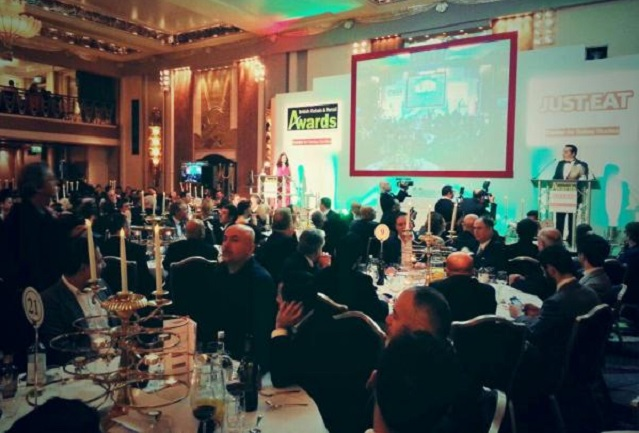 The British Kebab Awards 2014