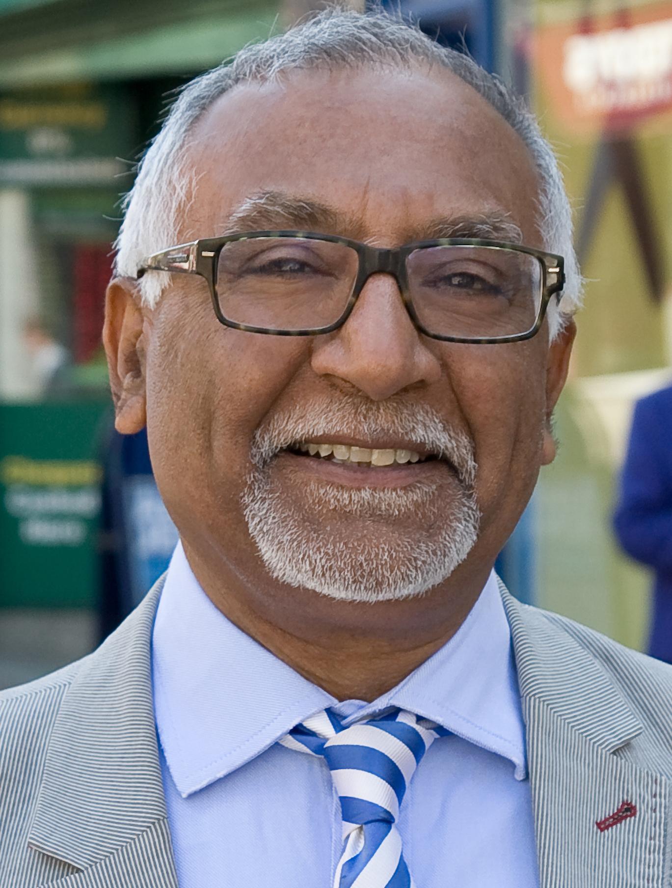 Amjad Bashir MEP