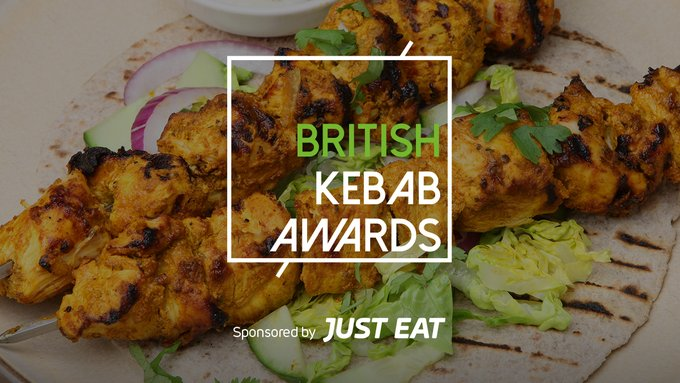 6th British Kebab Awards (2018) Full Shortlist Announced