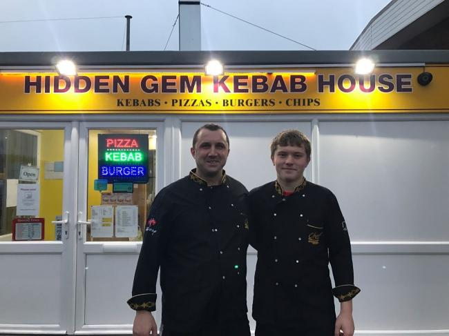 Hidden Gem Kebab House needs your help to win a national award