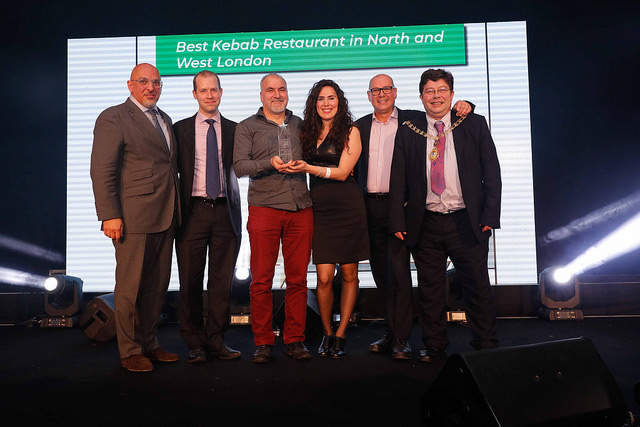 The 6th British Kebab Awards (2018) Winners Revealed