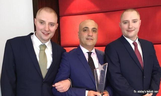 Thame's popular kebab van owner Resul bids to retain top title at awards
