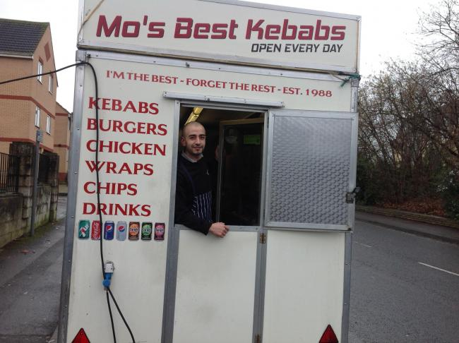 Mo's Best Kebabs in Trowbridge up for national food award
