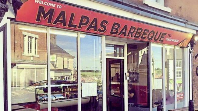 Malpas takeaway is in the UK's top ten for great service