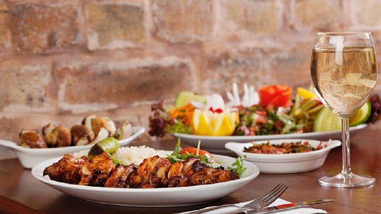 Edinburgh restaurant named Best Scottish Kebab House