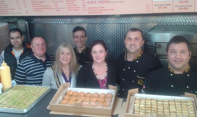 Weymouth Kebab shop tastes success