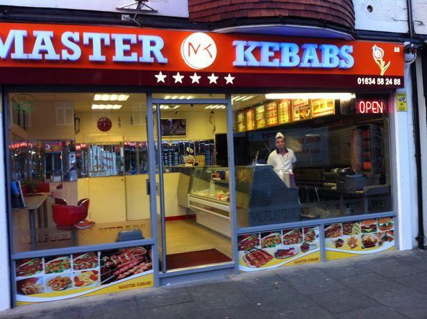 Master Kebabs in Gillingham has been named the best regional takeaway at British Kebab Awards