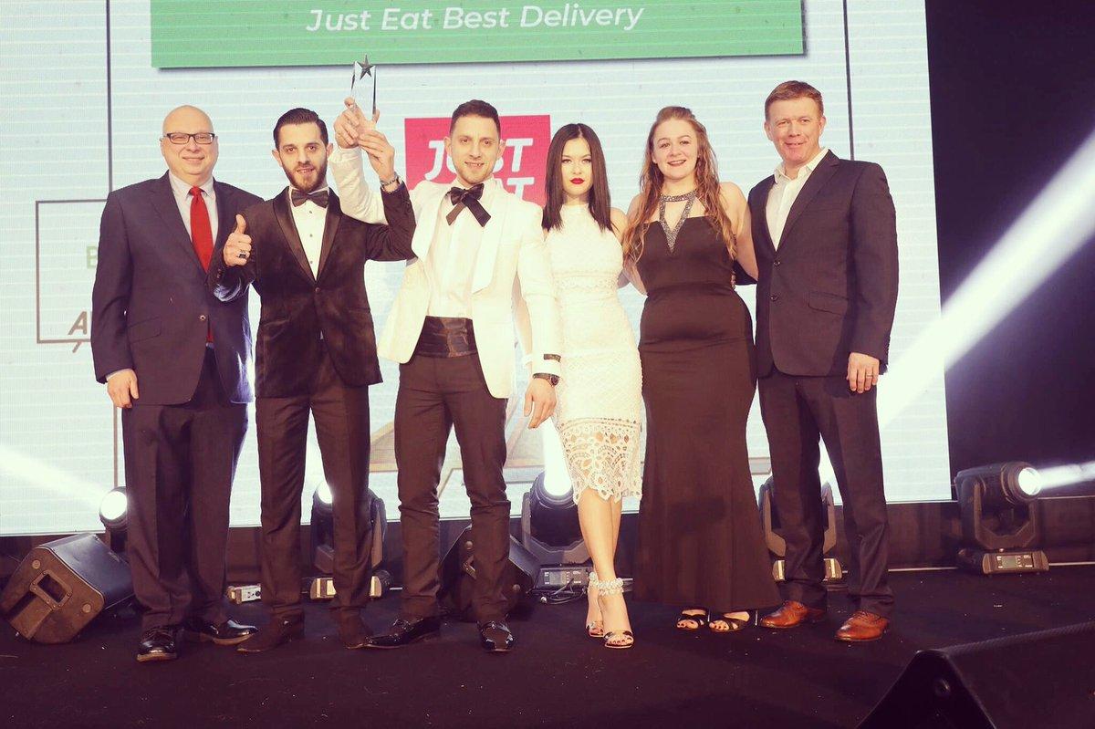 Irmak BBQ wins a British Kebab Award