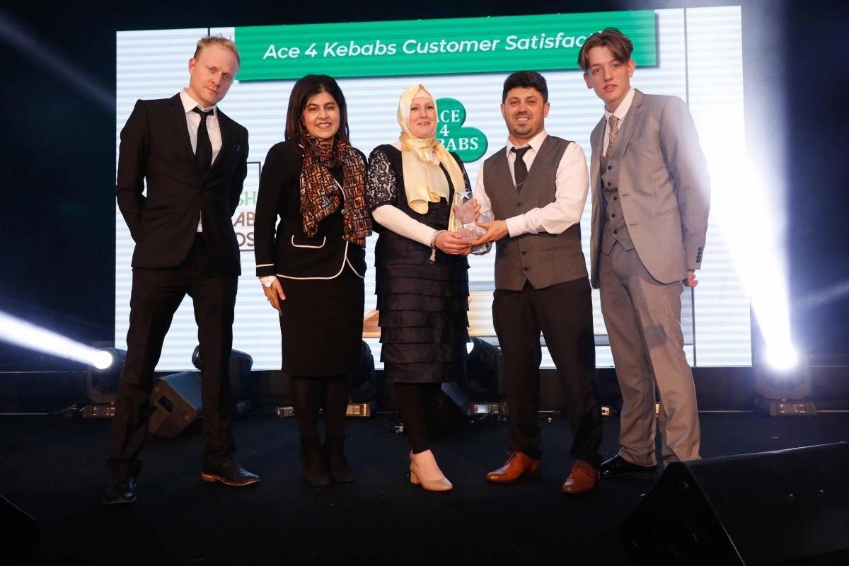 Southampton Uni Kebab shop wins British Kebab Award category for customer satisfaction