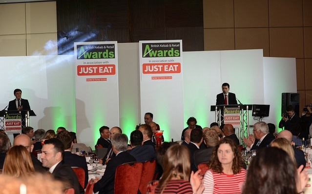 Britain's One and Only Kebab Awards Announced Winners 2015