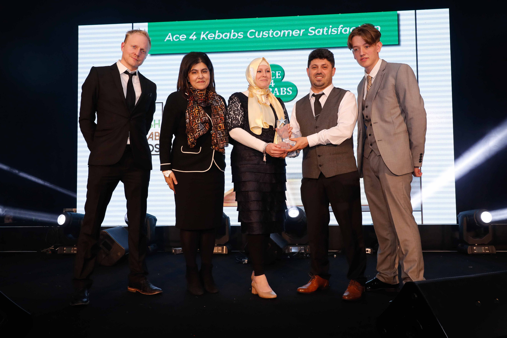 How will Judges select winners of the 7th British Kebab Awards (2019)