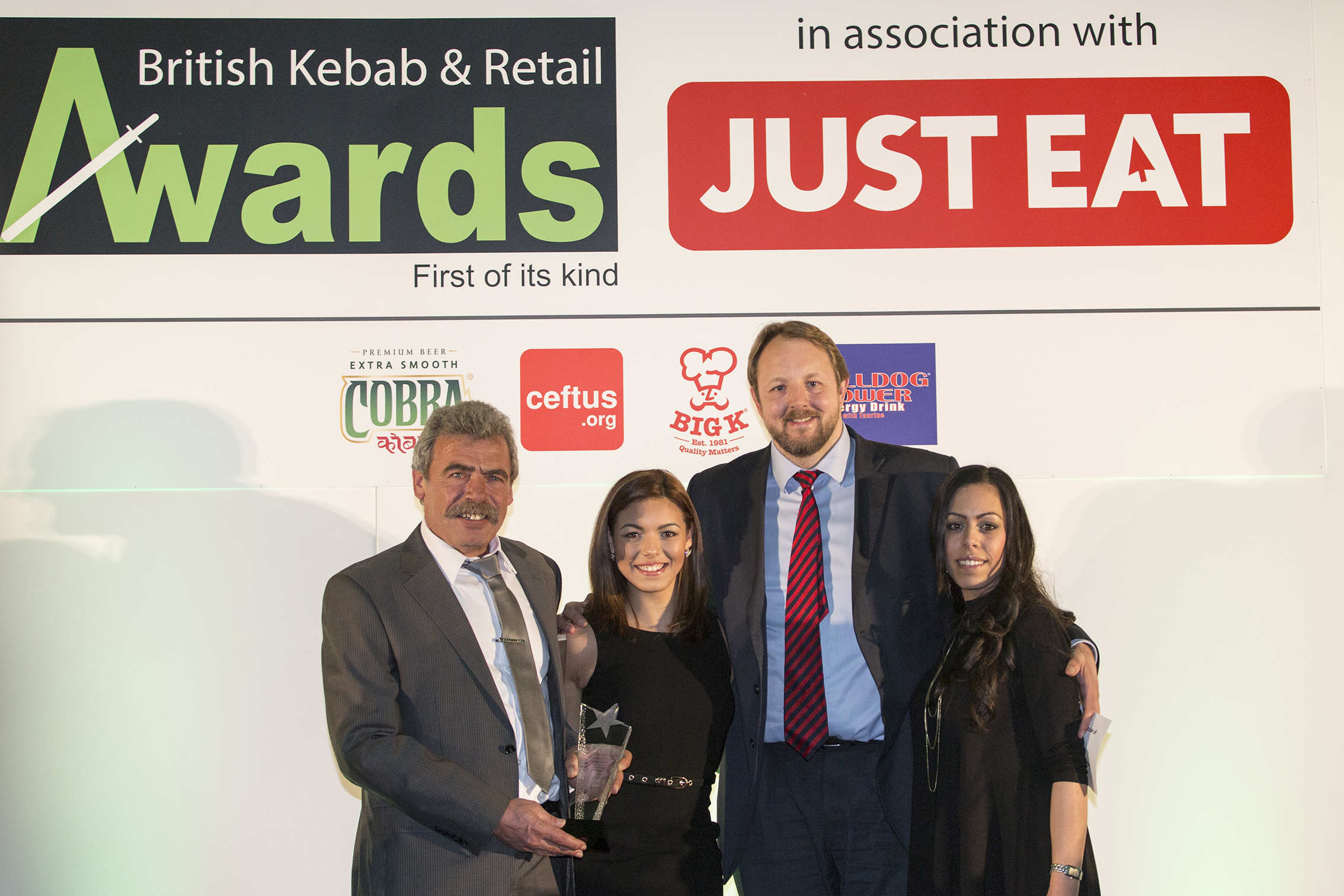 Get involved with the British Kebab Awards!
