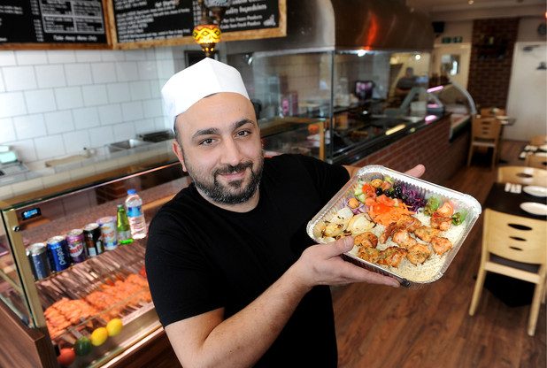 Wigston kebab takeaway hopes for delivery of national award