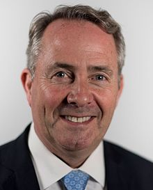 Secretary of State for International Trade Dr Liam Fox supports Kebab Awards