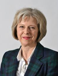 Rt Hon Theresa May, Prime Minister and Leader of the Conservative Party
