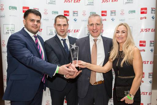 Co Antrim kebab house named Northern Ireland's best