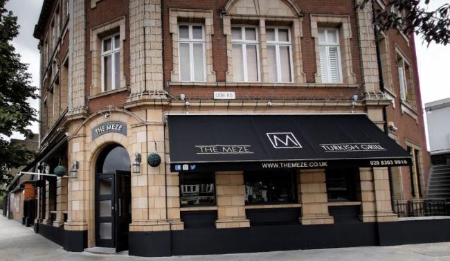 Bexleyheath kebab house wins British Kebab Award