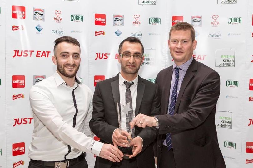 Ellesmere Port officially has the best regional kebab takeaway