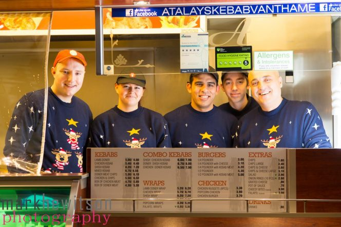 Atalay's Kebab Van Make The Shortlist For British Kebab Awards 2017