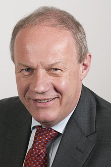 Rt Hon Damian Green, Secretary of State for Work and Pensions and Conservative  MP for Ashford