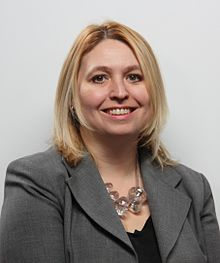 Rt Hon Karen Bradley, Secretary of State for Culture, Media and Sport and Conservative MP for Staffordshire Moorlands