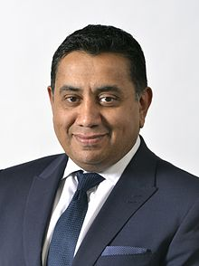 Lord Ahmad of Wimbledon, Minister for Aviation, International Trade & Europe Department for Transport