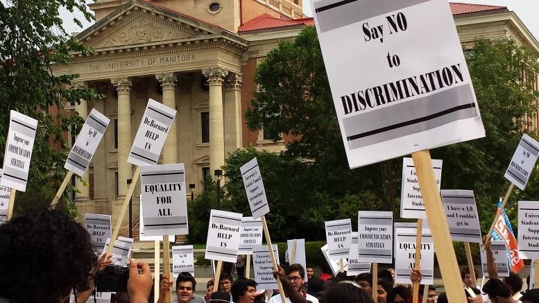 International Student Protest