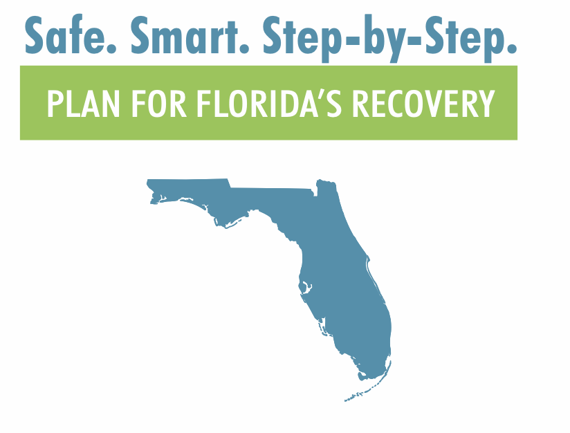 Safe. Smart. Step-by-Step. Plan for Florida's Recovery - Central Florida  Urban League