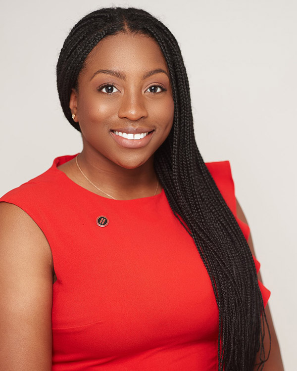 Jasmyne Reese | Social & Cultural Chair