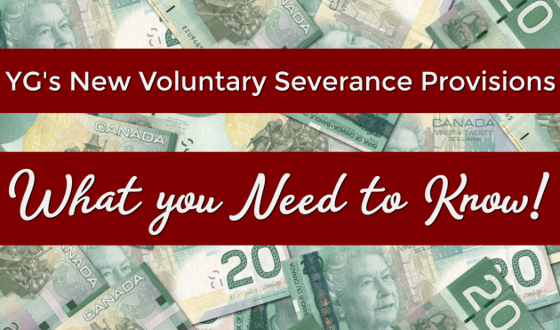 yg severance provision graphic