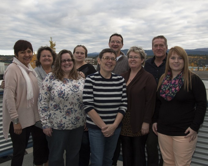 2014 Y025 Bargaining Team
