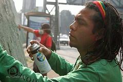 Hijos graffitti