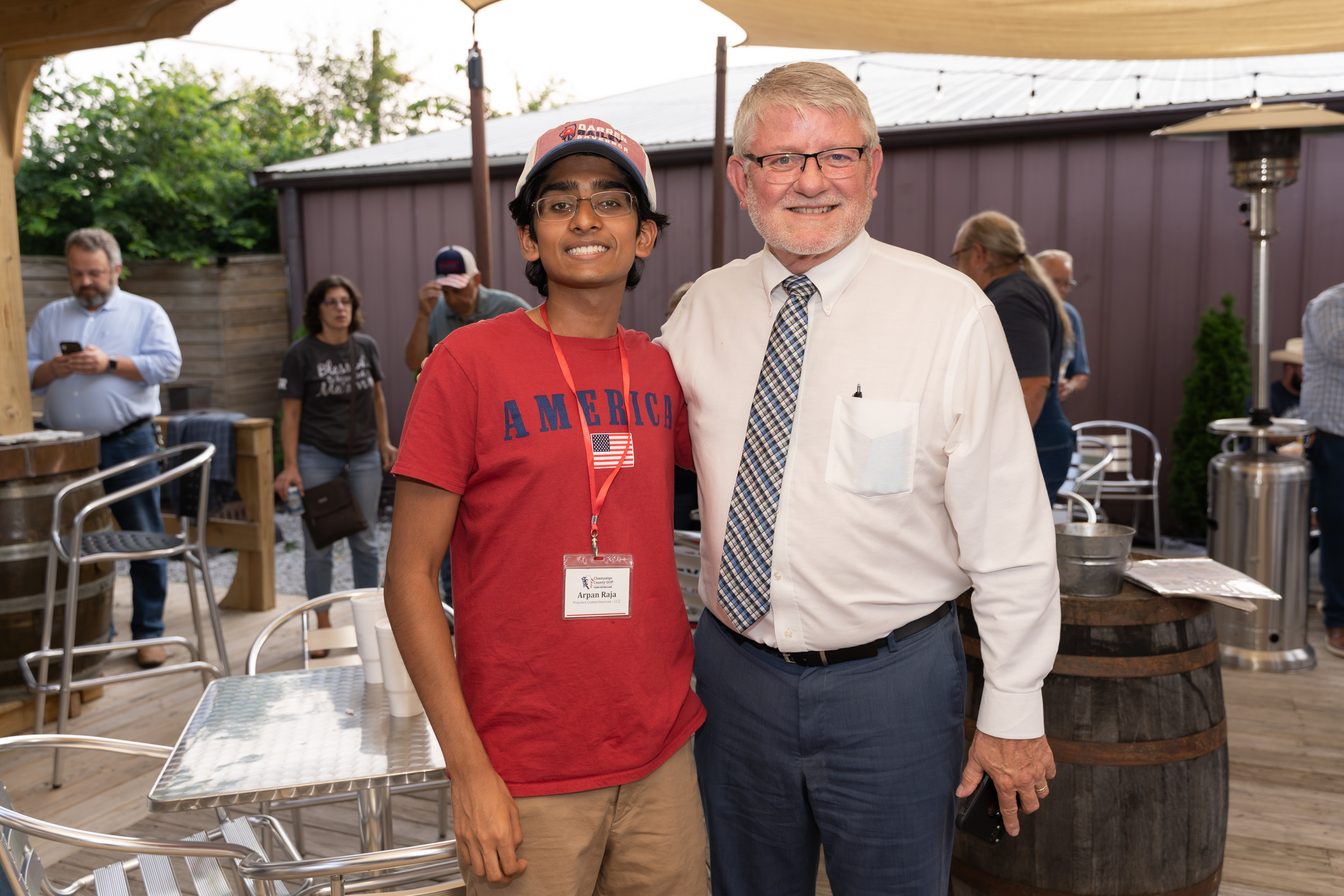 Champaign County, IL Young Republican Happy Hour