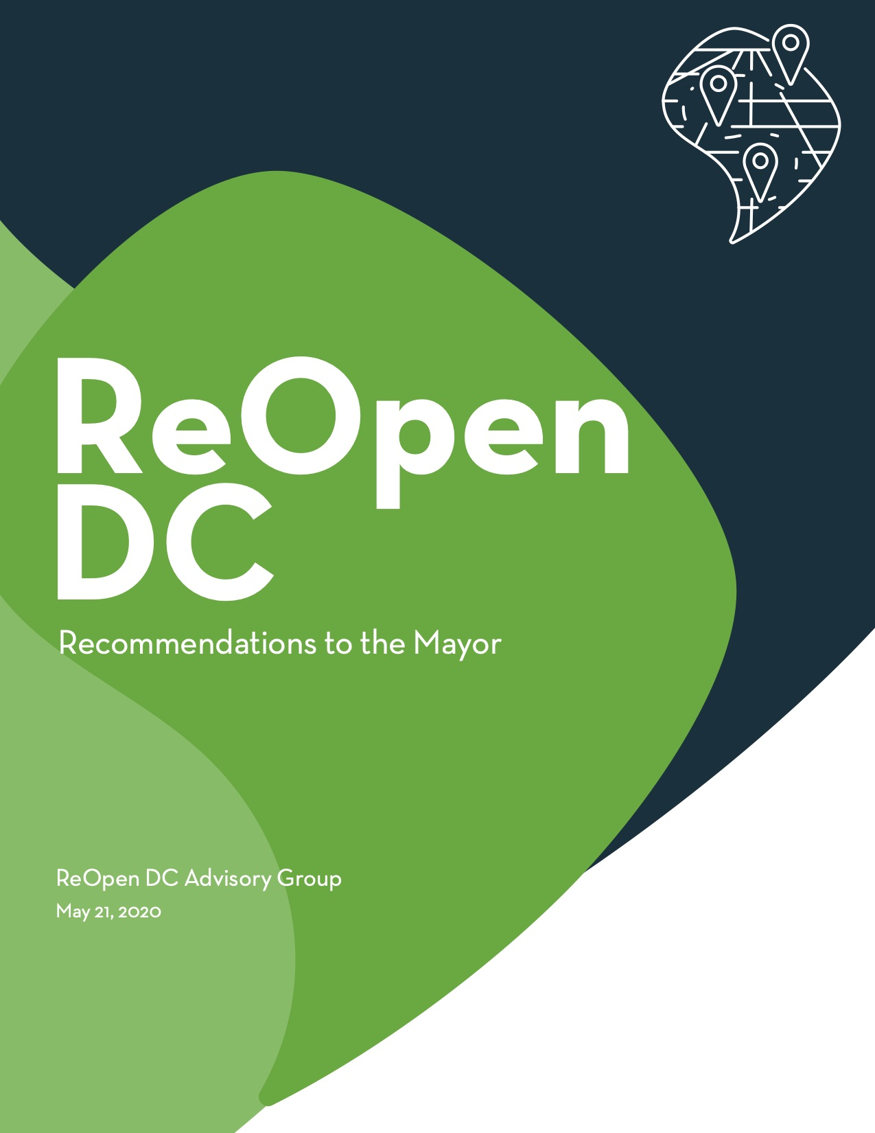 ReOpen DC Recommendations