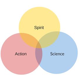 Spirit Action Science
