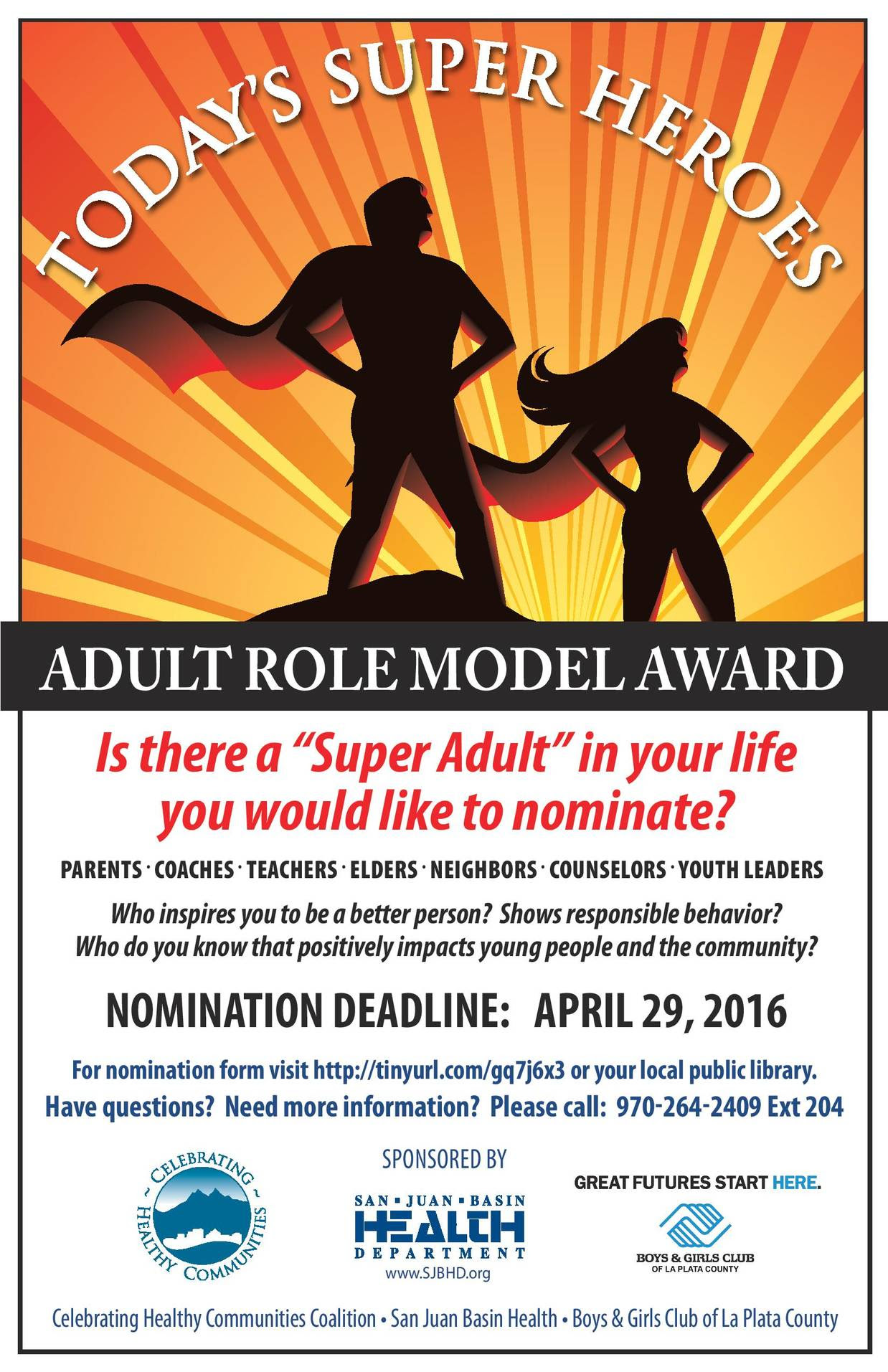 Role Model Poster