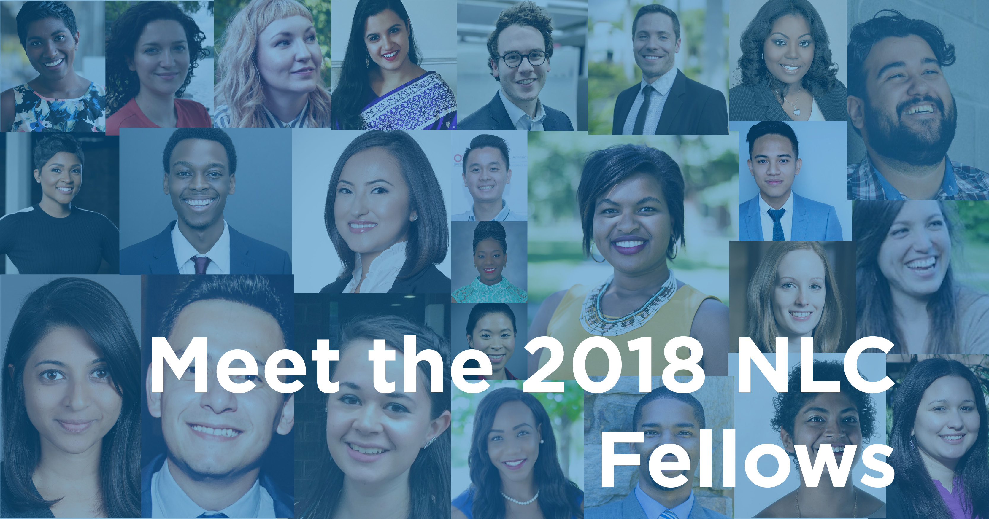 Get to know our nearly 150 Fellows that have joined the NLC Chicago Family