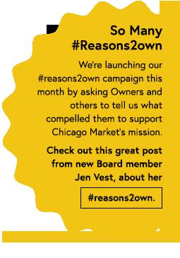So Many #Reasons2own