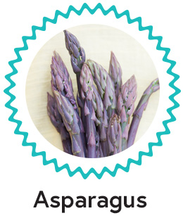 B: Asparagus