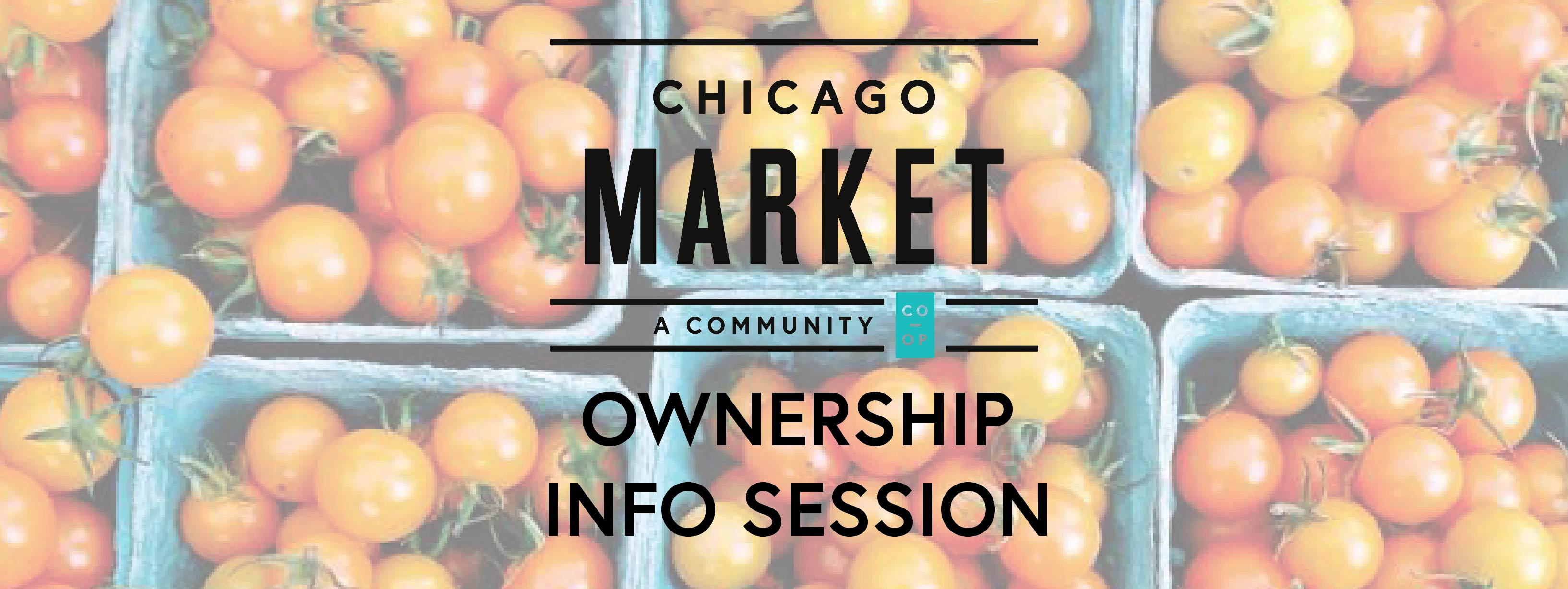 Chicago Market Info Session
