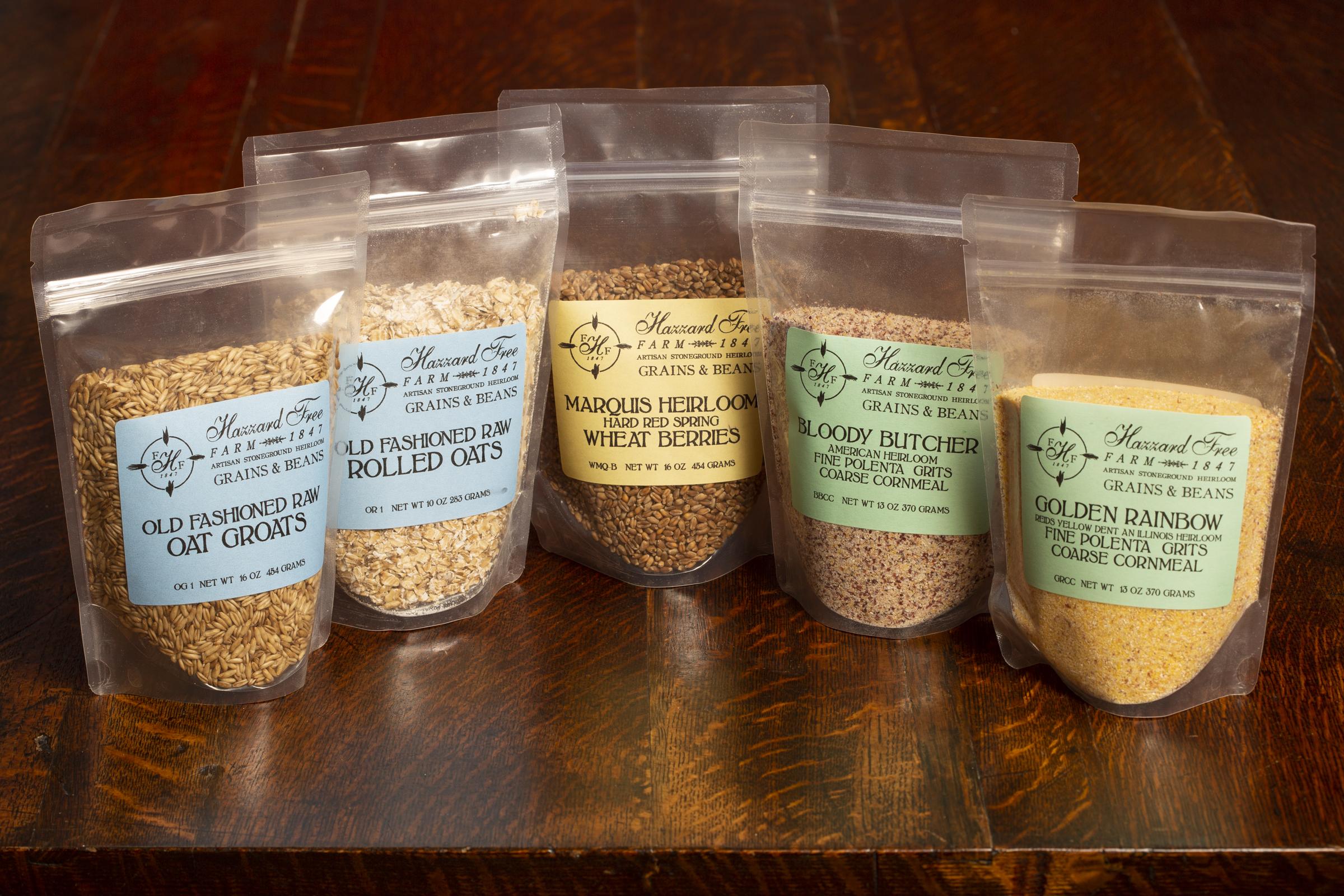 Hazzard Free Farms Cooks Box