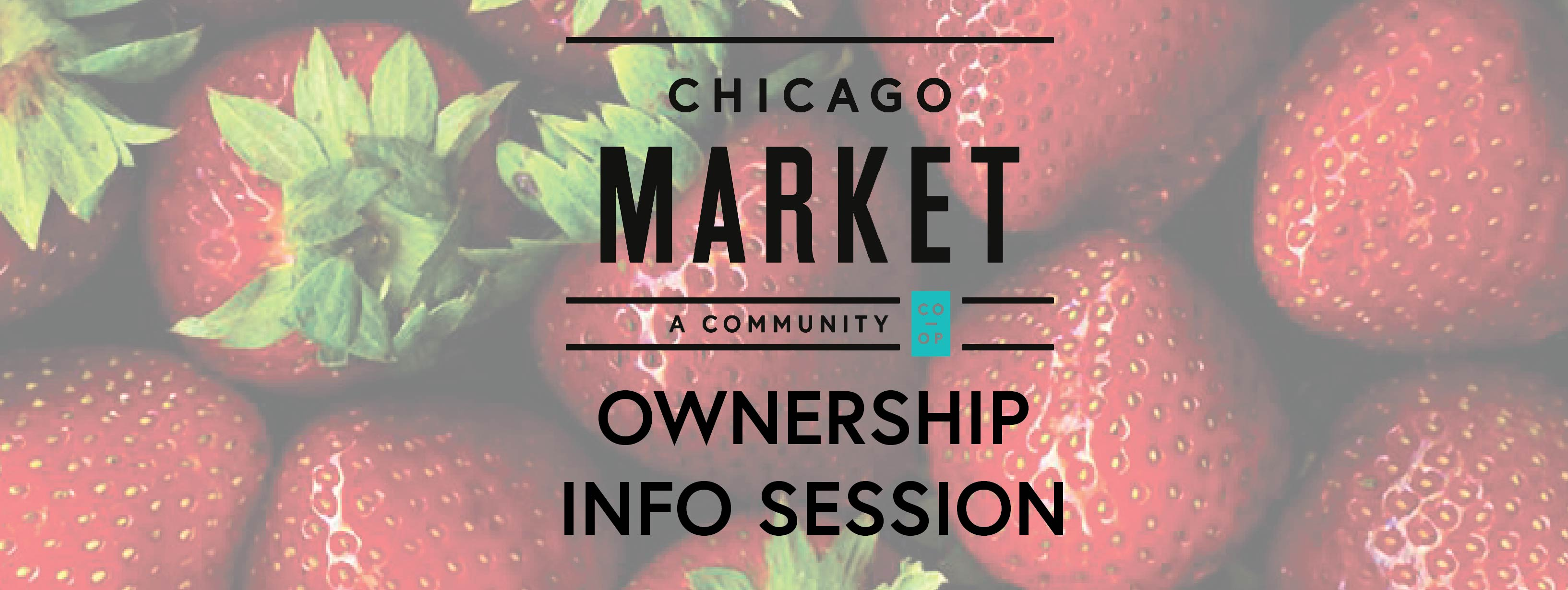 Ownership Info Session