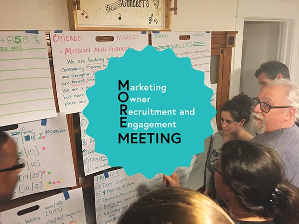 MORE meeting