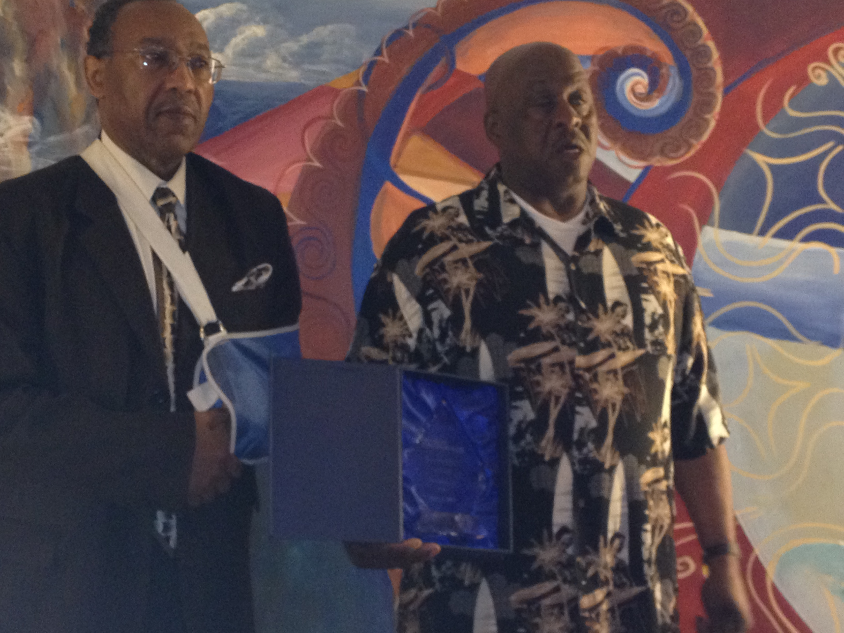 17th Ward Committeeman Curtis Lacy Honored with Lifetime Service Award