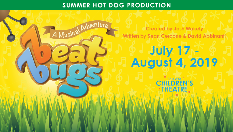 Beat Bugs poster