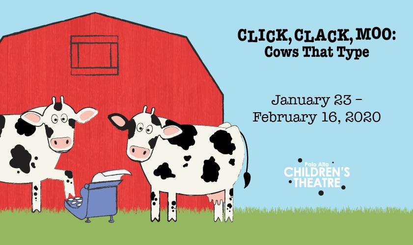 Click Clack Moo poster