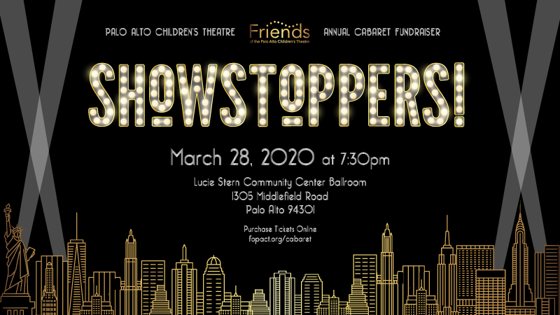 Showstoppers poster