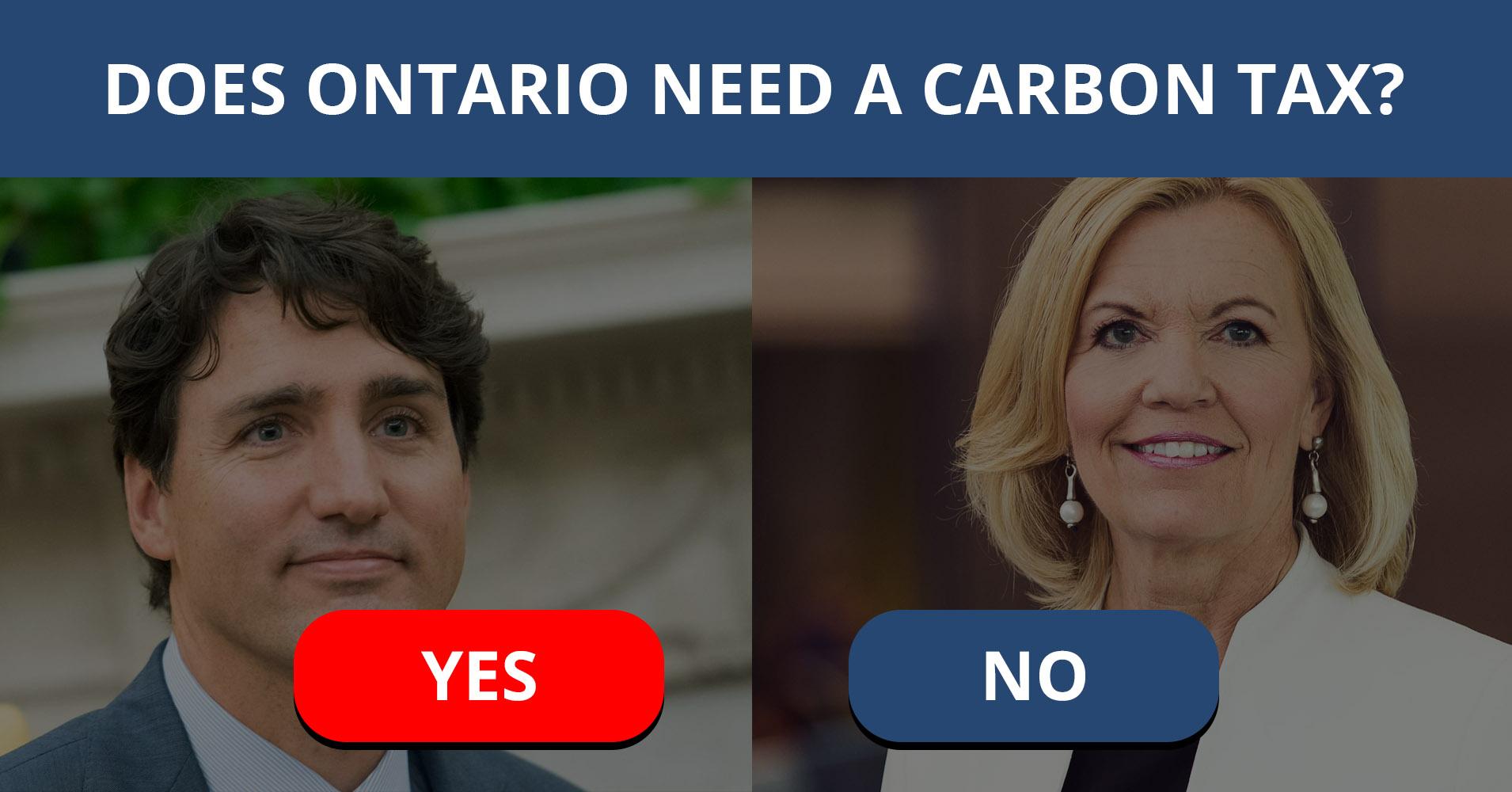 Carbon Tax Survey