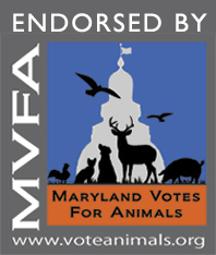 Maryland Votes for Animals Logo